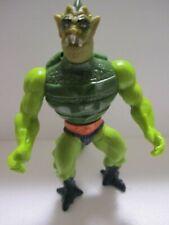 Vintage He-Man Action Figure WHIPLASH M.O.T.U. 1981