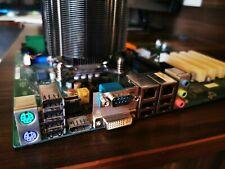 Fujitsu D3076-S11-GS1 + i7 2600 CPU + 4GB DDR3 Motherboard Mainboard Industrial