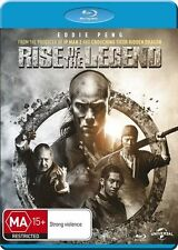 Rise Of The Legend (Blu-ray, 2016) BRAND NEW SEALED