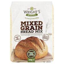 Wright's Bread Mix Mixed Grain - 500g (1.1lbs)