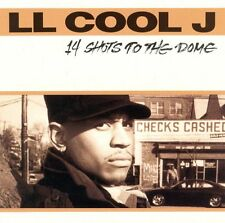 14 Shots to the Dome by LL Cool J (CD, 1993)