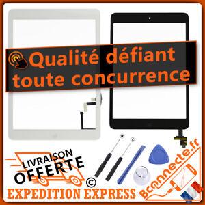 Vitre Tactile Pour Ecran LCD iPad 2 3 4 Complet Noir Blanc + Outils