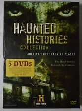 DVD [New] AMERICA'S MOST HAUNTED PLACES Histories Collection HISTORY CHANNEL