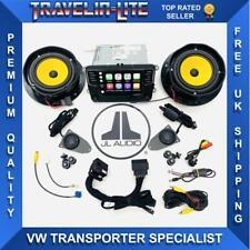 VW T5.1 Rcd330 Apple Car Play With Camera & JL Speaker Kit 10-15 Transporter