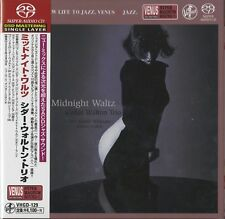 CEDAR WALTON TRIO-MIDNIGHT WALTZ-JAPAN MINI LP SACD J76