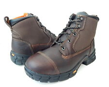 "Timberland Men's PRO Excave 6"" Steel Toe Boot Size 10 D (US) Brown"