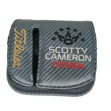 Titleist Scotty Cameron Design Milled Putters Head Cover