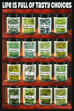 FEED YOUR HEAD WEED POSTER 24x36-37412 SMOKE FOR PEACE