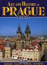 Prague, Art and History (Bonechi Art and History Series) Paperback Book- English