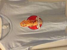 Britney Spears Blue gaziani Women's Small  (Tee) T-Shirt New
