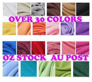 Soft Pashmina solid Neck Wrap  Long SCARF SHAWL Fashion Woman Lady Girl 180*70