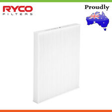 New * Ryco * Cabin Air Filter For KIA SORENTO UM 2.2L 4Cyl 6/2015 - On