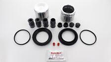 FRONT L&R Brake Caliper Repair Kit +Pistons for BMW 7 SERIES 1986-2002 (BRKP14)