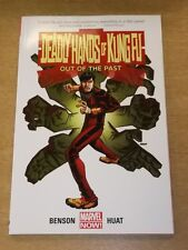 DEADLY HANDS OF KUNG FU OUT OF THE PAST MARVEL BENSON HUAT 9780785190783
