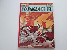 LEFRANC 1975 BE/TBE L'OURAGAN DE FEU REEDITION
