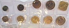 1988 Russia 9 Piece Coin Set Choice with Medallion    ** FREE U.S SHIPPING **