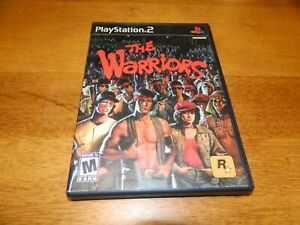 Sony Playstation 2 PS2 The Warriors Case ONLY
