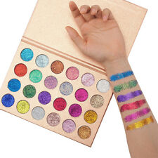 2018 New Fashion Pressed Glitter Eyeshadow Palette 24 Colors