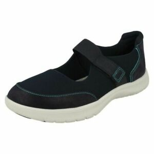Femmes Cloudsteppers Par Clarks Adella Ouest Mary Jane Style Chaussures