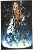 New Mutants Dead Souls 1 Marvel 2018 NM Mark Brooks Magik Virgin Variant