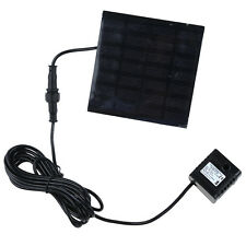 SOLAR WATER PUMP FOR FOUNTAIN GARDEN POND D1V1 Q3G4