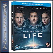 LIFE -  Jake Gyllenhaal & Rebecca Ferguson  **BRAND NEW BLU-RAY***
