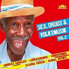 Sex, drugs & musica popolare, vol.2 CD NUOVO