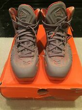"""Nike Hyperposite Max All Star QS China Release """"Hot Lava"""" Size 10.5 hologram AS"""