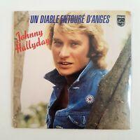 JOHNNY HALLYDAY ♦ CD NEUF SOUS BLISTER ♦ UN DIABLE ENTOURE D'ANGES
