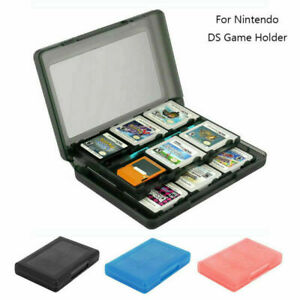 24in1 Game SD Card Storage For Nintendo 3DS DS DSi XL LL Case Holder UK stock
