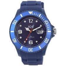 Ice-Watch Silicone/Rubber Strap Analog Wristwatches