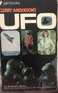 Gerry Anderson's UFO: 1 by Miall, Robert 0330026445 The Cheap Fast Free Post