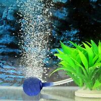5*25mm Luftblase Stein Belüfter Aquarium Tank Pumpe B0C8 Sauersto Hydroponi V8I2