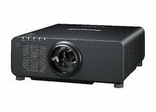 Panasonic pt-rw730lb Projector 7200lm WXGA Laser Projector in Black No Lens