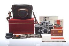 Leica M3 SS + Elmar 50mm 1:2,8 + Leicameter MR  Top Condition !!