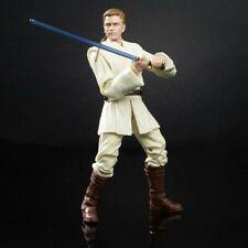 6 Inch Obi-Wan Kenobi Padawan Jedi Figure Star Wars Black Series TBS New & LOOSE