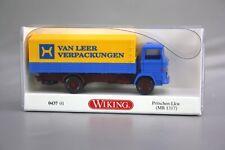 Wiking Mercedes Benz LP 1317 Pritschen LKW Van Leer Verpackungen 0437 01 NOS OVP