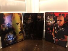 The Shield: Complete Seasons 1, 2, And 3 Dvd