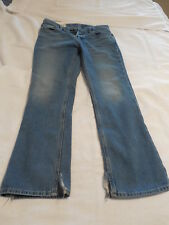 HOLLISTER Mens Jeans The Hollister Boot w30 X L30 (Actual Inseam 28) Med Wash
