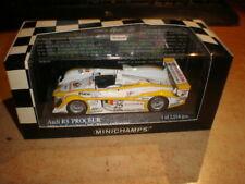 Minichamps 1:43 Audi R8 1000km Spa 2003 Winners   MIB (ds17/N0170)