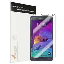 Premium JAPANESE FILM,High Definition Screen Protector for Samsung Galaxy Note 4