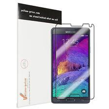 Film de protection écran Samsung Galaxy NOTE 4 Haute Qualité SCREEN PROTECTOR