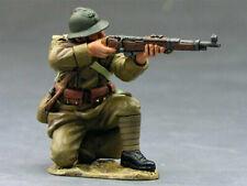 Petits soldats King & Country de la Seconde Guerre mondiale à l'échelle 1:32 (60 mm)