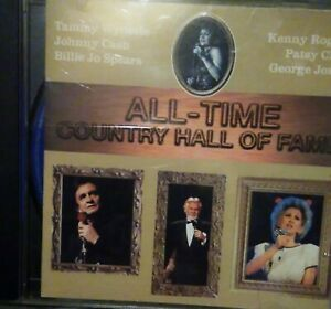 All-Time Country Hall of Fame CD Very Good Condition 1998 (5030073090825)