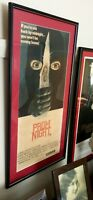 Prom Night - Original Australian Daybill Poster - Framed