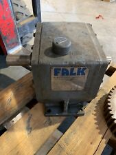 Used Falk Enclosed Gear Drive 11541 Ratio Speed Reducer 1030f 2a