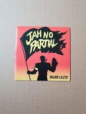 Major Lazer Ft Flux Pavilion - Jah No Partial - 1 Track Promo CD