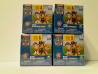 Paw Patrol Lot Of 4 Ultimate Rescue Series 1 Mini Figures Blind Box NEW