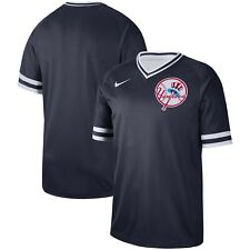 Men's New York Yankees Nike Cooperstown Collection Legend V-Neck Jersey 3XL NWT
