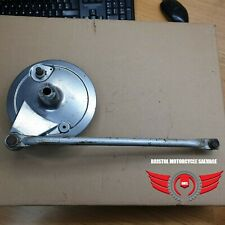 Gilera Cougar 125 1999-2003 Rear Brake Drum Back Hub Shoes Torsion Arm Bar 125cc